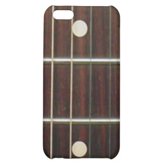 Rosewood Guitar Neck for iPhone Case For iPhone 5C