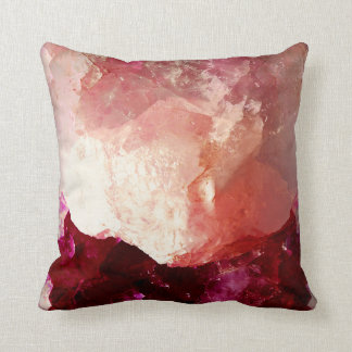 Rosey Quartz Cushion
