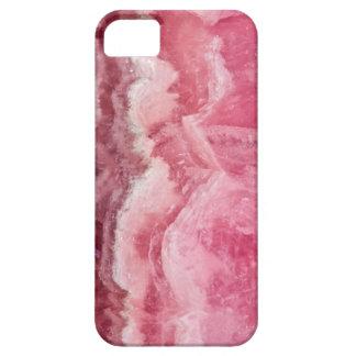 Rosey Rose Quartz Crystal iPhone 5 Case