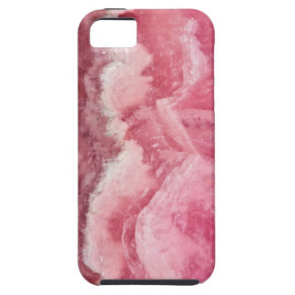 Rosey Rose Quartz Crystal Tough iPhone 5 Case