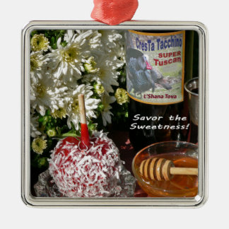 Rosh Hashanah Cards Gifts Christmas Ornament