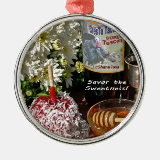 Rosh Hashanah Cards Gifts Ornament