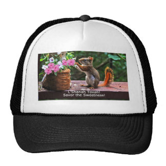 Rosh Hashanah Cards Gifts Trucker Hat