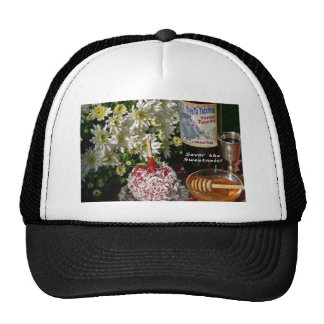 Rosh Hashanah Cards Gifts Mesh Hats