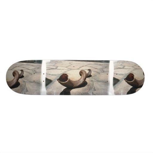 Rosh HaShanah Skateboard