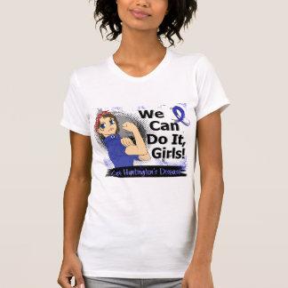 Rosie Anime WCDI Huntington's Disease T-Shirt