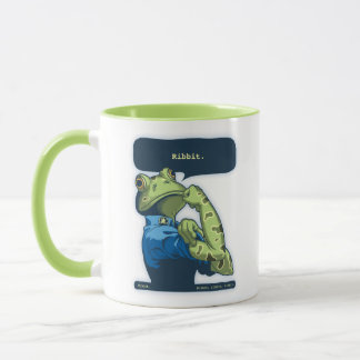 Rosie the Ribbiter Mug