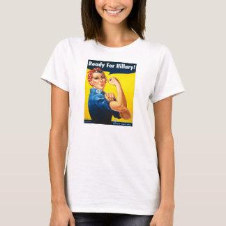 Rosie the Riveter for Hillary Women's T-Shirt