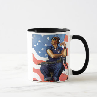"""Rosie the Riveter"" Mug"