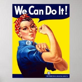 Rosie The Rivetor Poster