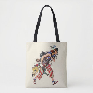Rosie to the Rescue Tote Bag