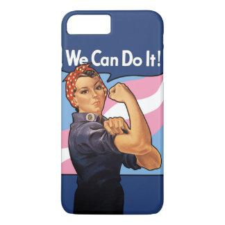 Rosie Transgender Pride iPhone 7 Plus Case