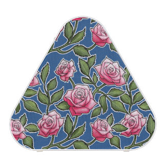Rosier Pattern - Classic Blue