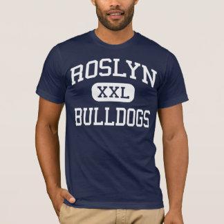 Roslyn Bulldogs Middle Roslyn Heights T-Shirt