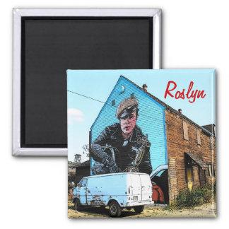 Roslyn (WA) Magnet