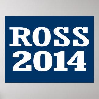 ROSS 2014 PRINT