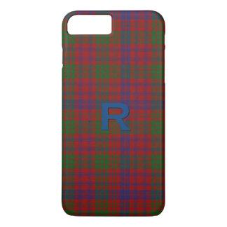Ross Clan Tartan Plaid iPhone 7 Plus Case