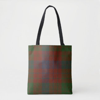 Ross Clan Tartan Tote Bag