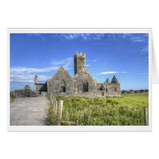 Ross Errilly Friary Card