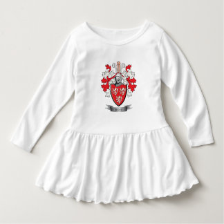 Ross Family Crest Coat of Arms Dress