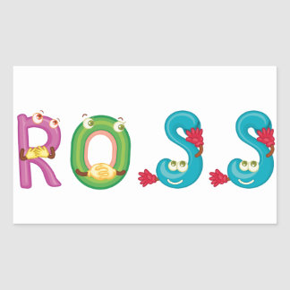 Ross Sticker