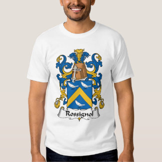Rossignol Family Crest T-shirts
