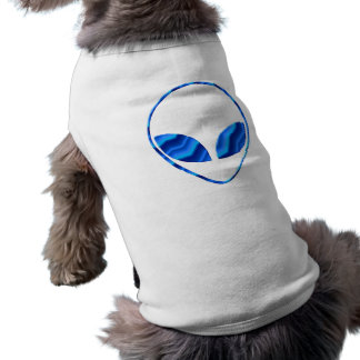 Roswell Alien Dog Shirt
