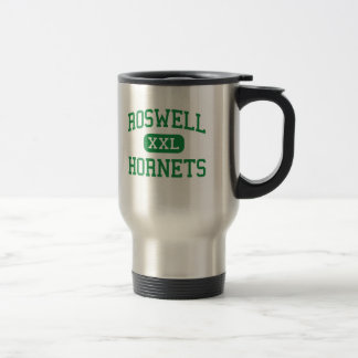 Roswell - Hornets - High School - Roswell Georgia Travel Mug