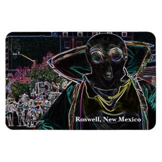 Roswell, New Mexico Magnet