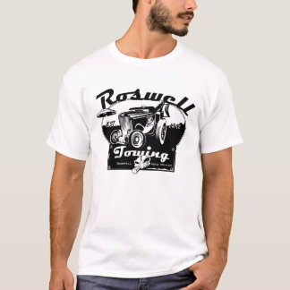 Roswell towing T-Shirt