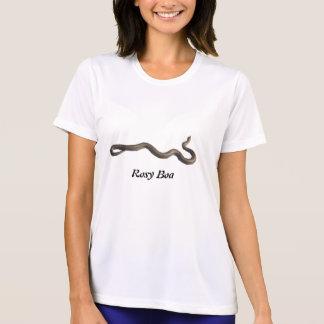 Rosy Boa Ladies Performance Micro-Fiber T-Shirt