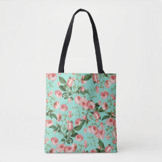 Rosy Life Tote Bag