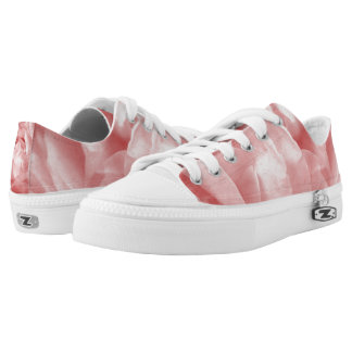 Rosy Rose Low Top Shoes Printed Shoes