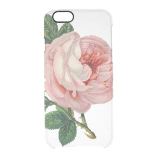 Rosy Tech Clear iPhone 6/6S Case