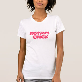 ROTARY CHICK T-SHIRTS