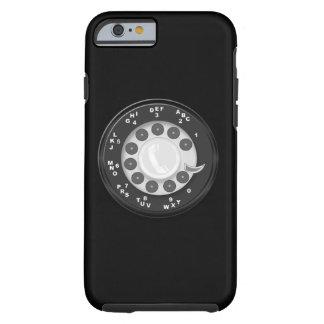 Rotary Dial Retro Look Tough iPhone 6 Case