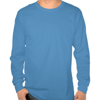 Rotary Faux -blu Tee Shirts