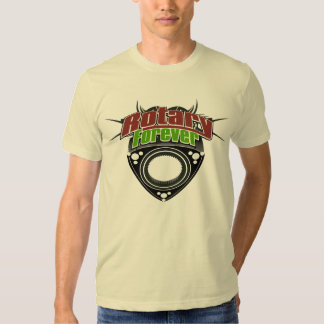 Rotary Forever T-shirts