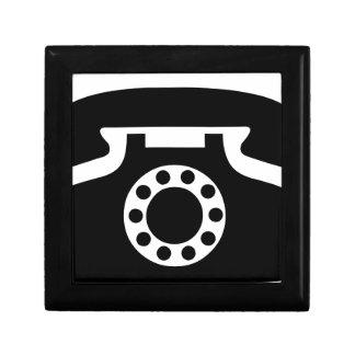 Rotary Phone Gift Box