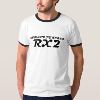 Rotary Powered Rx2 Shirts