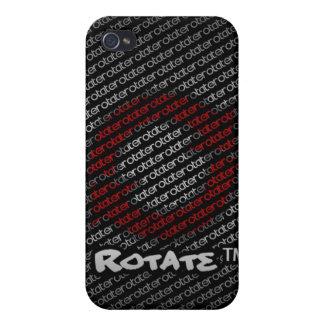 Rotate Logo I iPhone 4 Case