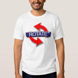 Rotate Logo I T-shirts