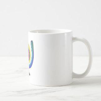 Rotation Basic White Mug