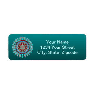 Rotations Return Address Labels