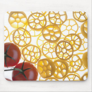 Rotelle and Tomatoes Mousepad