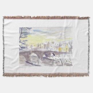 Rothbury throw Blanket