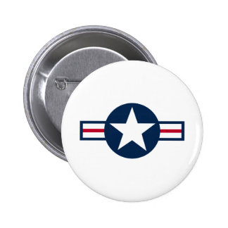 Rothco Military Style Air Corp 6 Cm Round Badge
