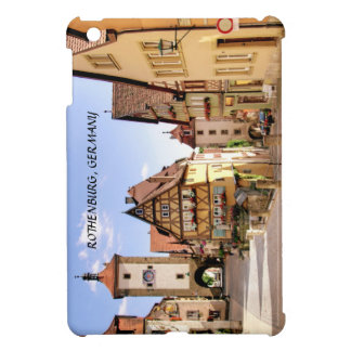 ROTHENBURG, GERMANY CASE FOR THE iPad MINI