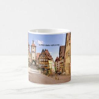 ROTHENBURG, GERMANY COFFEE MUG