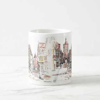 Rothenburg, Germany Mug